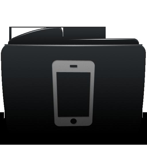 folder_black_iphone