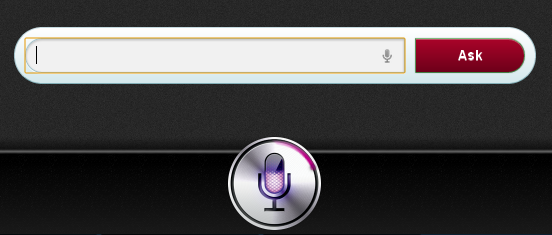 Siri im Browser