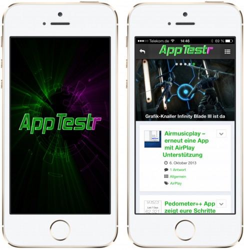 AppTestr Web App