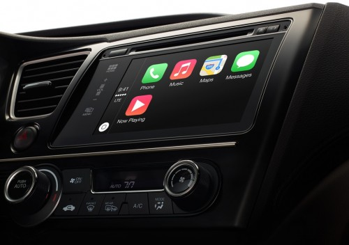 CarPlay Cockpit