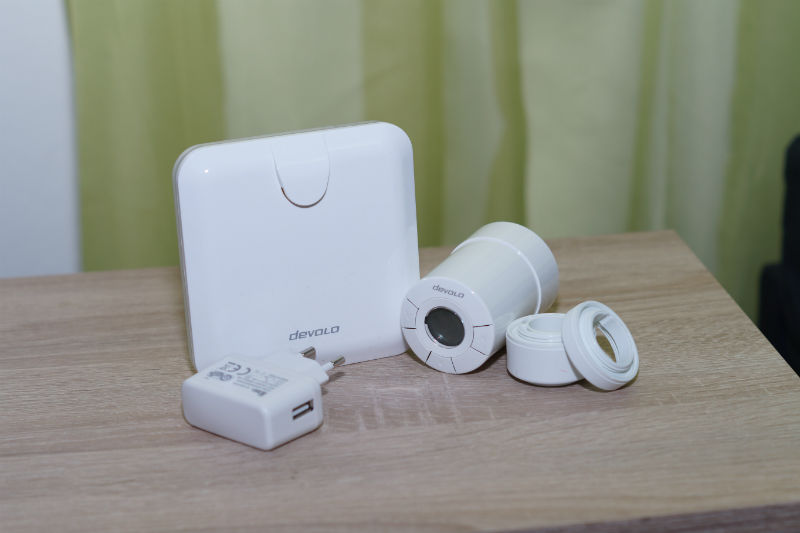 devolo home control starter paket und zusatzhardware im. Black Bedroom Furniture Sets. Home Design Ideas