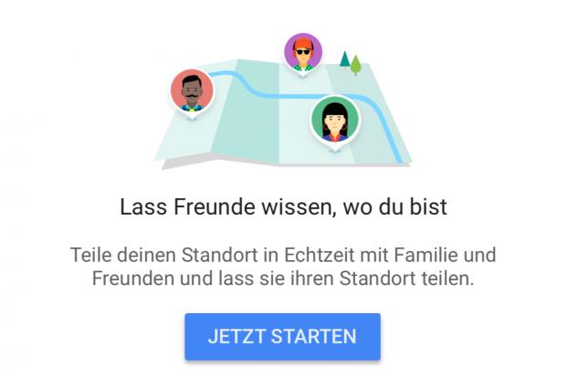 Google Maps Sharing (2)