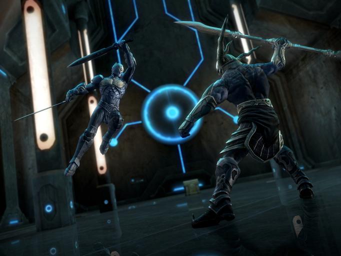 Infinity Blade III Banner
