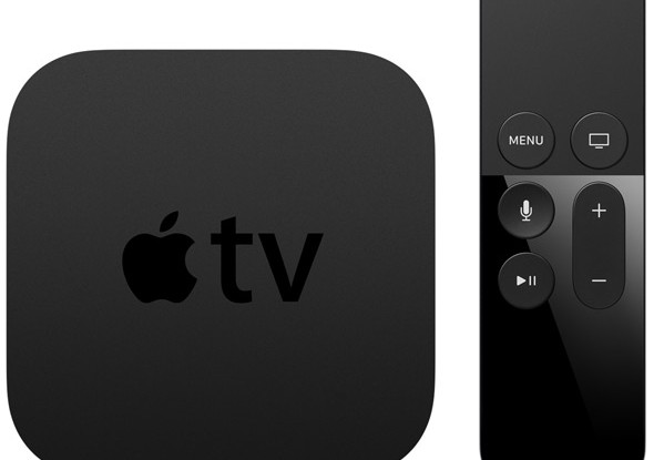 Siri Remote Apple TV 4