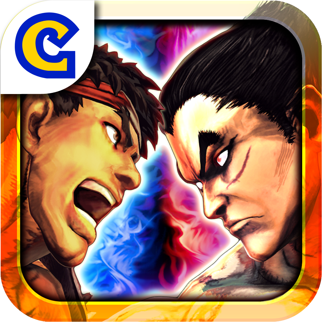 Street Fighter X Tekken Icon