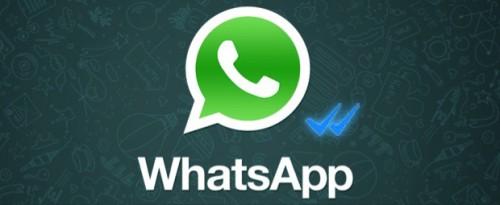 WhatsApp gelesen