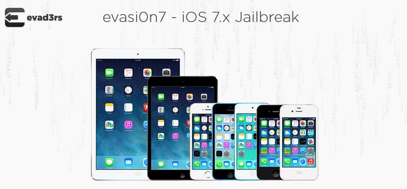 iOS 7 evasi0n