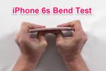 iPhone 6s Bendgate Bendtest