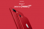iPhone 7 RED Rot