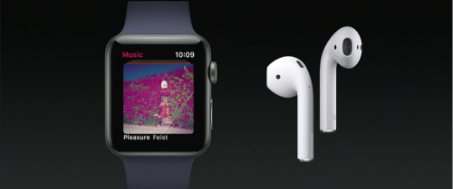 watchOS Music